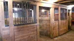 Horse stalls for rent Kawartha Lakes Peterborough Area image 2