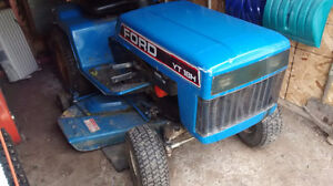 Wanted Alive or Dead Ford Lawn Tractor