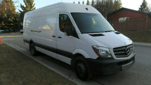 2014/ 3500 Mercedes-Benz Sprinter,  Extended