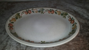 Wedgwood Quince Oval Serving Platter
