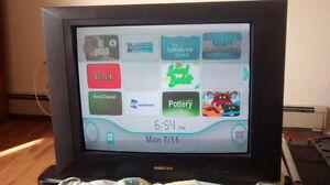 27 inch Digistar CRT television set