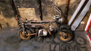 1978 KV75 parts bike
