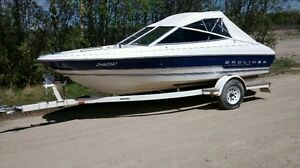 1994 18' Open Bow Bayliner