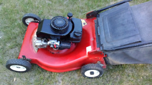 "21"" 4 hp Murray Lawnmower with Bag"