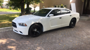 2013 Dodge Charger Police Package Sedan