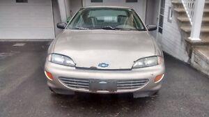 1996 Chevrolet Cavalier Berline