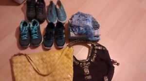 Clothes, shoes and purce for sale!!