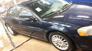 (Saftied) 2004 Chrysler Sebring touring