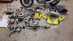 2014 CAN AM RENEGADE 800 PARTS