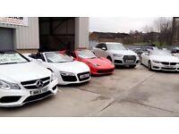 Car rental - Wedding Car Hire - Supercar Hire - Chauffeur Services