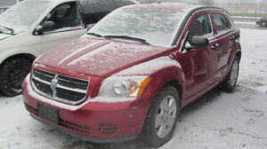 2007 Dodge Caliber 4door ,Auto safety and e test 127000km London Ontario image 7