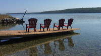 Waterfront Winterized Cottage for Rent!