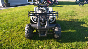 NEW!! 2017 GRIZZLY BEAR 110 ATV!! CHRISTMAS SPECIAL!!