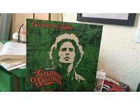 Gilbert O'Sullivan I'm a writer not a fighter vinyl LP