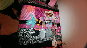 My life/Journey Girl dolls, clothes and book