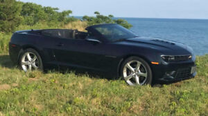2015 CHEVROLET CAMARO SS 2SS RALLY SPORT CONVERTIBLE ONE OWNER