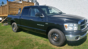 Wanted Snow Plow for Dodge Ram