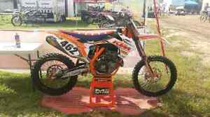 2011 KTM 450SXF PART OUT London Ontario image 1