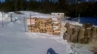 6 face cord of firewood for. Sale