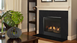 "Save Over 40% on a 32"" Direct Vent Gas Fireplace!"