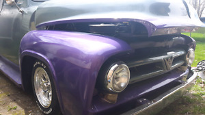 RARE 1953 f100 panel, only one for sale in Canada