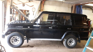 1994 turbo deisel landcruiser prado