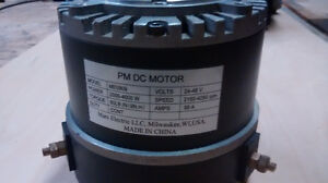 PM DC electric motor. Never used
