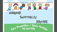 Garderie Sweetvalley Daycare (Avalon, Orleans)