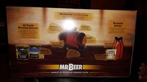 Mr. Beer homebrew kit