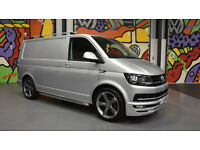 2016 16 Vw Transporter 2.0TDI T6 T28 H/line 140 Ps Sportline Pack Leather A/C