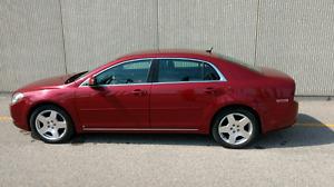 2009 Chevrolet Malibu. 139000