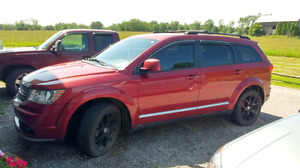 2011 Dodge journey sxt 7 seater