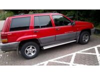 Jeep Cherokee SE LTD Edition Automatic