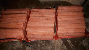 Dry clean spruce kindling  (not pallets)