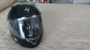Scorpion EXO -1000 Motorcycle Helmet (BLACK-XD3)