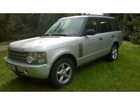 Land Rover Range Rover 3.0 Td6 auto 2002 Vogue LHD - NOW SOLD