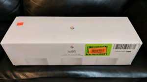 Google Wifi Whole Home Mesh Wi-Fi System - 3 Pack