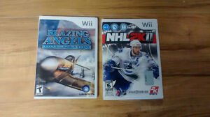 2 Wii Games for $2