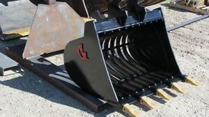 BUY ANY 3 EXCAVATOR ATTACHMENTS & SAVE A BUNDLE Peterborough Area image 11