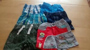 Lot de shorts 3-6 mois