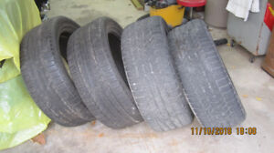 Continental 19's snow tires