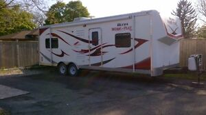 2011 Forest River 25 ULA Work and Play Toyhauler