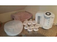 Perfect Prep Machine, Steriliser and Bottles