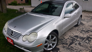 2002 Mercedes Benz c230 Kompressor