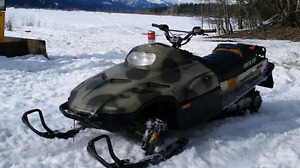 98 arctic cat powder special