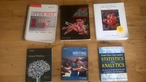 Pre-Health Science Textbooks for St. Lawrence College