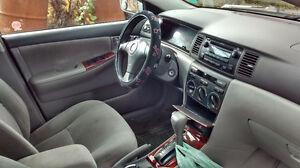 2005 Toyota Corolla Familiale