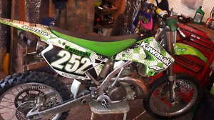 Kx 250 2 temps race ready 2007