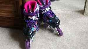 Monster High skates girl.