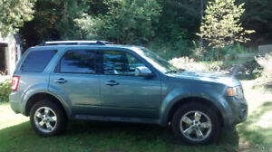 2011 Ford Escape LIMITED VUS AWD